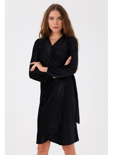 Jument Elbise Siyah